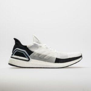 adidas Ultraboost 19 Men's Running Shoes White/Core Black/Grey Size 11.5 Width D - Medium