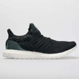 adidas Ultraboost Parley Men's Running Shoes Core Black/Cloud White Size 11.5 Width D - Medium